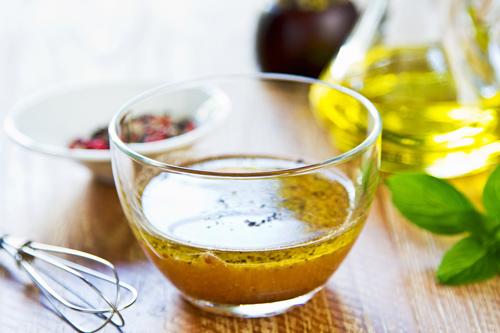 Garlic Vinaigrette