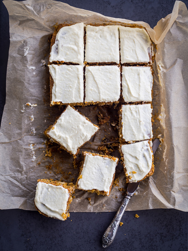 Amazing Coconut Carrot Cake