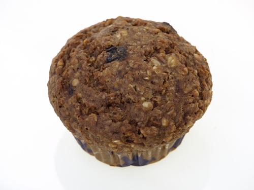 Coconut Flour Oat Bran Muffins