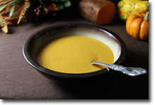 sweet potato soup small