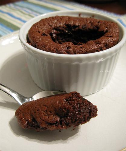 Chocolate Lava Cake Recipe Without Ramekins