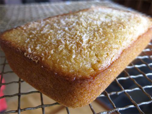 Gluten Free Triple Coconut Honey Cake