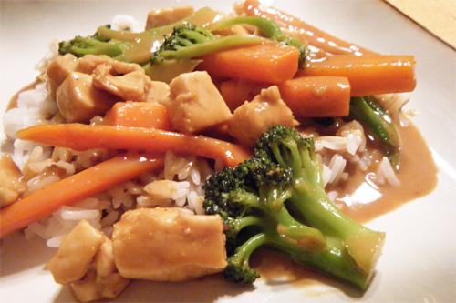 Thai Chicken Sate With Peanut Sauce Recipe — Dishmaps