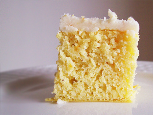 Box Cake Coconut Oil