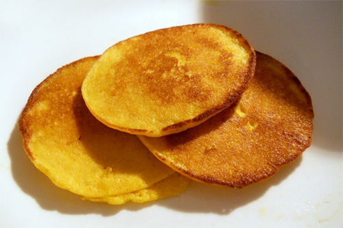 Grandpa's Coconut Flour Hotcakes Recipe Photo