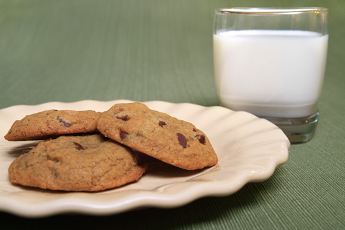 Chewy Gluten Free Chocolate Chip Cookies recipe photo