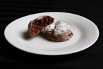 Gluten Free Chocolate Crinkles Recipe image
