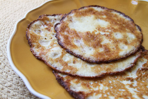 crepes recipes for breakfast