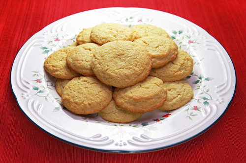 Easy no sugar added cookies recipes
