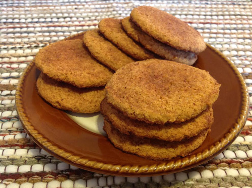 Gluten Free Snickerdoodles Photo