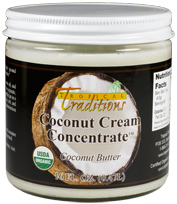 Coconut Cream Concentrate 16 oz.