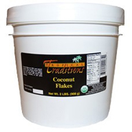 Coconut Flakes - 1 gallon pail