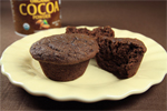 How to Bake Gluten Free Coconut Flour Cocoa Banana Muffins