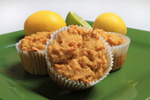 Gluten Free Lemon Lime Coconut Flour Muffins Recipe