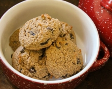 Gluten_Free_Nut_Pulp_Raisin_Cookies