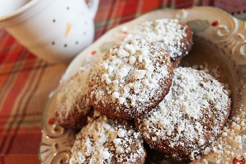 Gluten Free German Spice Cookies