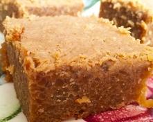 Gluten and Dairy Free Tapioca Cake Bolo de Tapioca