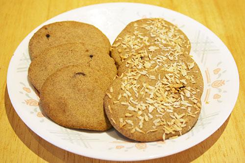 Gluten-Free Cinnamon Cookies