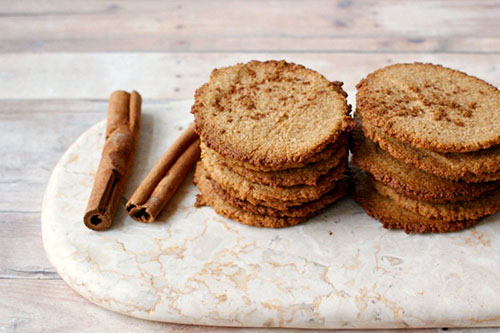 cinnamon Plantain Cookies