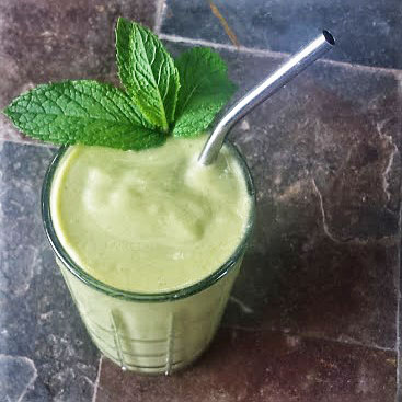 Grasshopper Smoothie