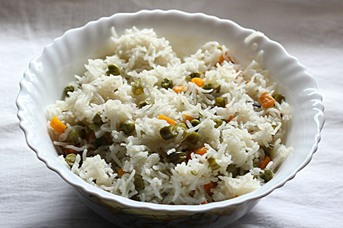 Indian Veg Pulao