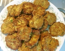 Omega-3 Salmon Patties